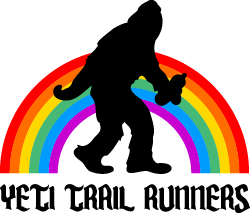Yeti Trail Runners Logo