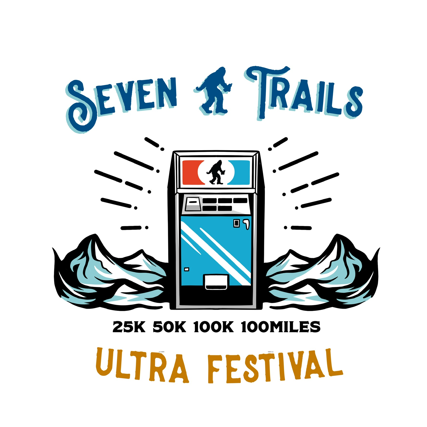 Seven Trails Ultra Festival